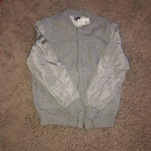 (H&M) Bomber Jacket